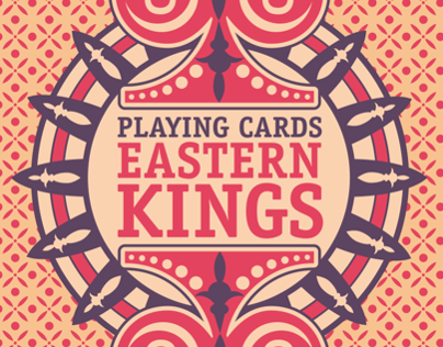 Eastern Kings Playing Cards