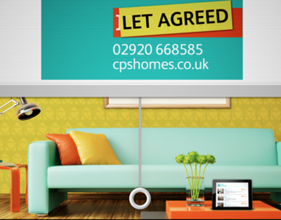 MOTION GRAPHICS: CPS Homes Animated Promo