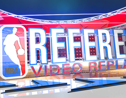 NBA Referee Video Replay
