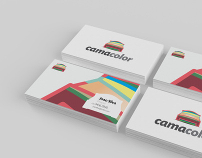 Logotipo Cama Color