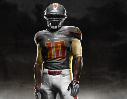 Washington Warriors (Redskins Redesign)