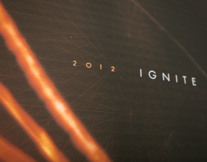 Event Identity | Ignite 2012