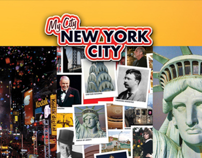 Topps My City NYC Promotional Microsite
