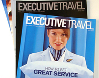 American Express Executive Travel Magazine