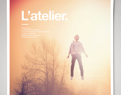 LATELIER 2013 poster