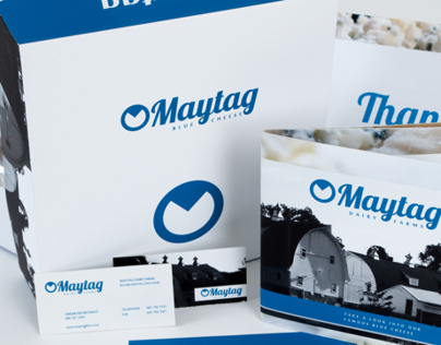 Student Work - Maytag Dairy Farms