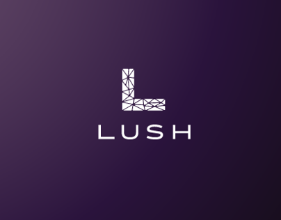 Lush - Rebranding for a Brazilian Luxury Motel