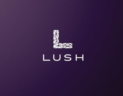 Lush - Rebranding for a Brazilian Luxury Motel