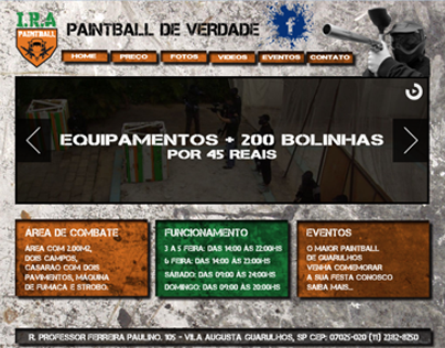 Site IRA Paintball