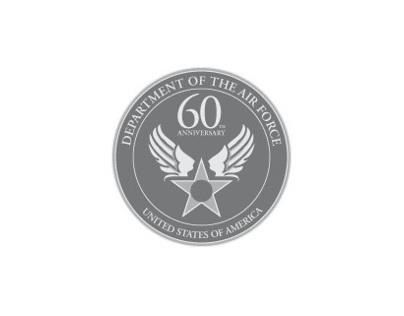 Air Force 60th Anniversary Coins