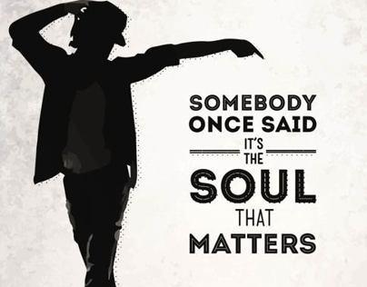 Michael Jackson Quote poster