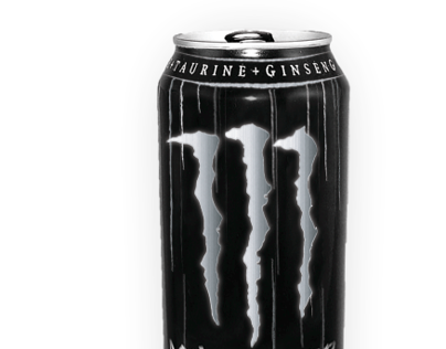 Monster Energy Can Design