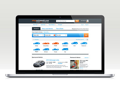 ShopAutoweek Website