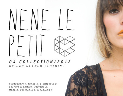CARIBLANCO CLOTHING- NENE LE PETIT/ 04 COLLECTION