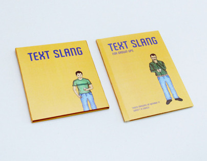 Text Slang; For Grown Ups