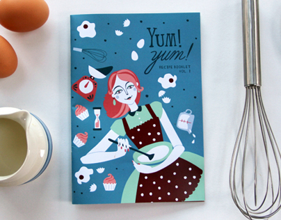 Yum Yum Recipe Booklet