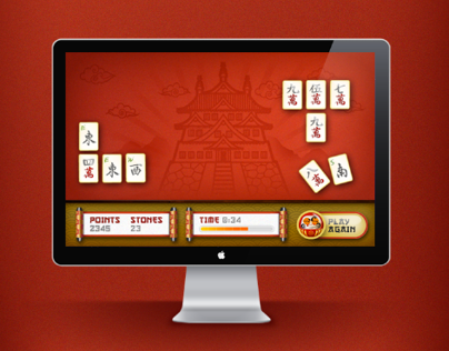 Mahjong fever game 2012/2011