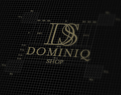 Dominiq Shop Corporate Identity