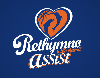Rethymno BC Assist, visual identity