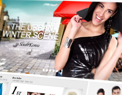 e-shop #2 - Korean Best Sellers: Fashion