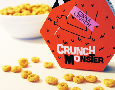 Crunch Monster