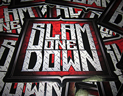 Slam One Down Re-Branding