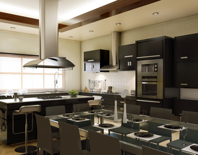 KITCHEN RENDERS DAY