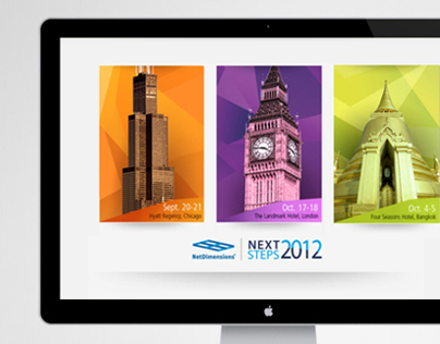 Next Steps 2012 Website