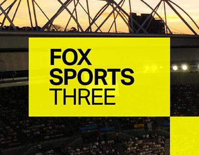 Fox Sports Australia – Rebrand