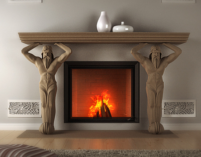 Fireplace // Brunner #2