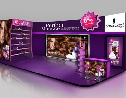 Perfect Mousse (Hair Coloring)