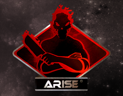 Team Arise - Gaming concept