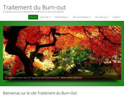 Website Burn Out