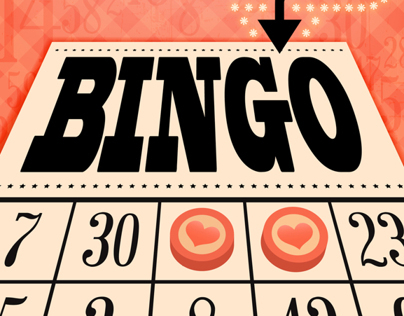 Siga pa Bingo | Illustration