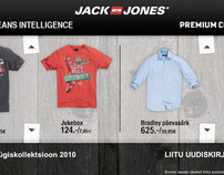 Jack&Jones 2010 Autumn Campaign for A&G