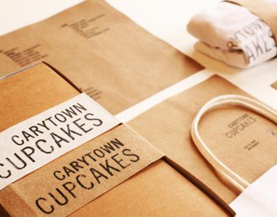 Cupcake Shop Identity