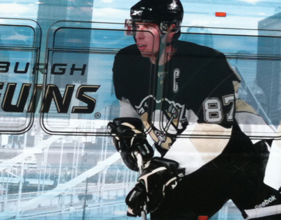 Port Authority Penguins Bus