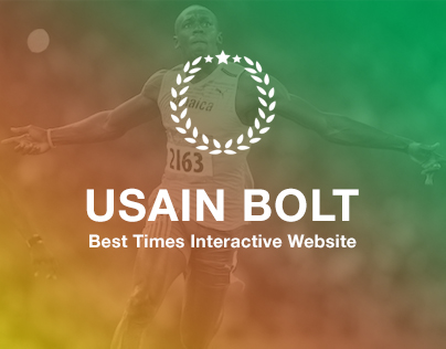 Usain Bolt - Best Times