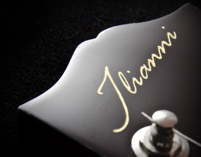Product Photo - Illiani Hand made Guitars from Serbia