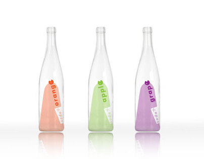 Soda+ Packaging & Label