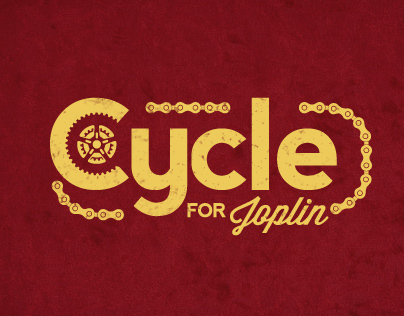 Cycle For Joplin | Logo Design
