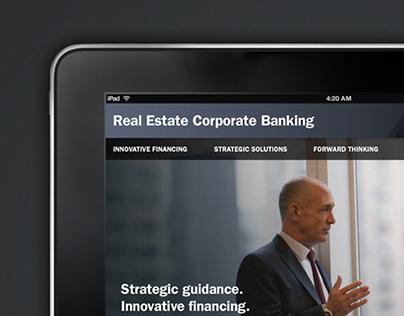 Bank of America Digital Brochure