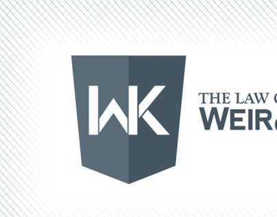 Weir & Kestner | Logo & Stationary