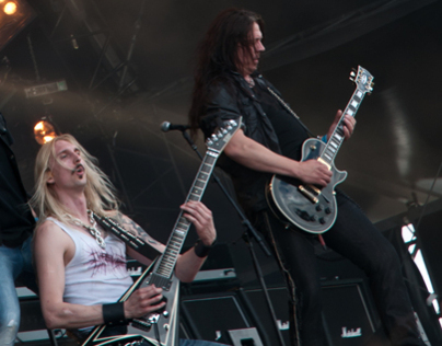 Hellfest, Clisson - France 2011