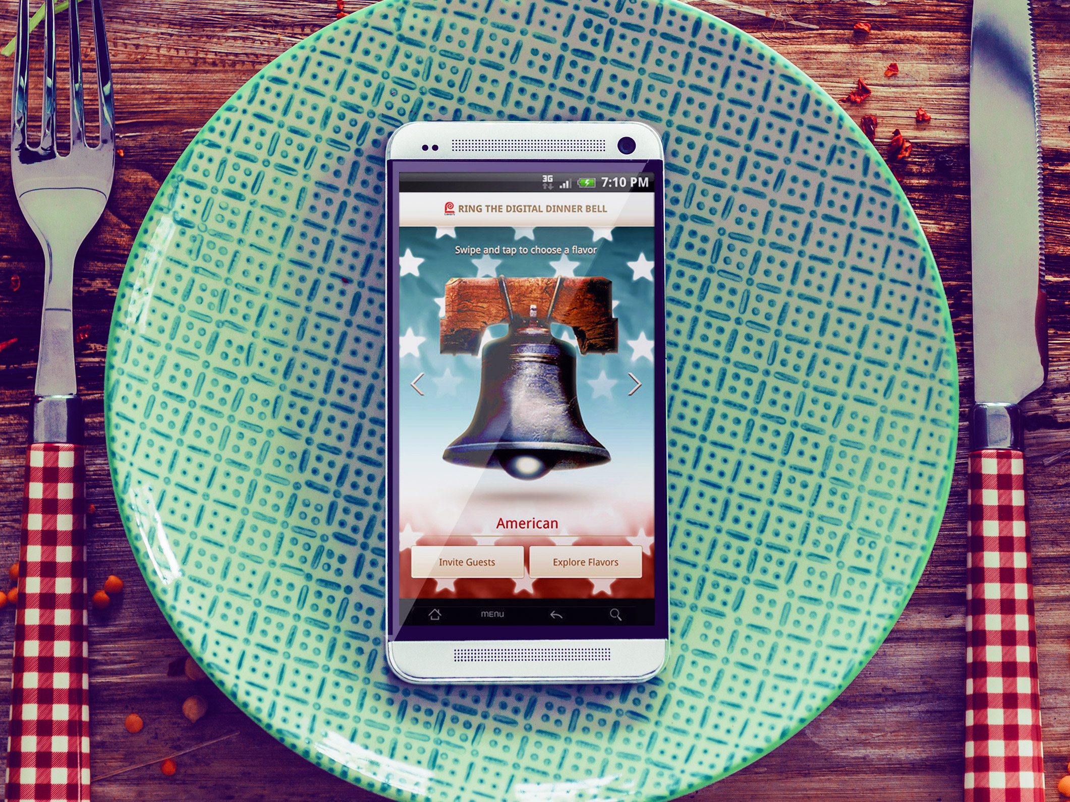 Lawry's Digital Dinner Bell