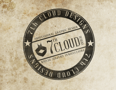 7th Cloud Designs Stamp