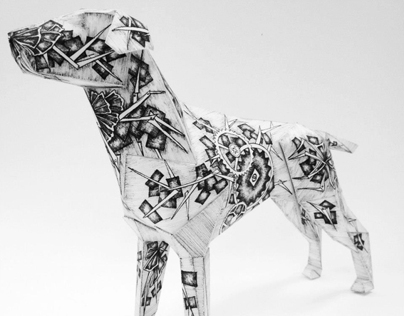 The Gerald dog for Lazerian