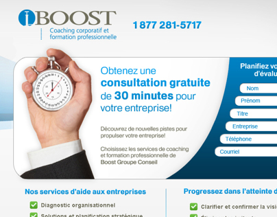 Boost Group Conseil