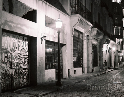 Recollections of Buenos Aires in Black and White