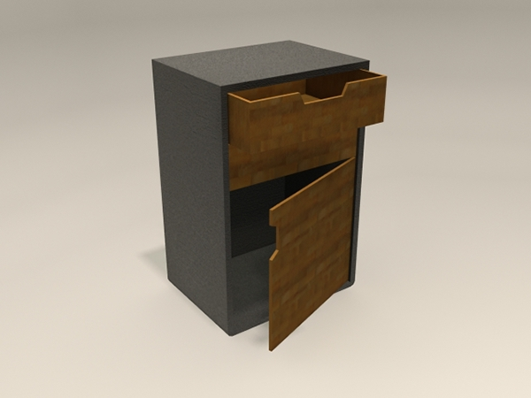 3D Furniture Rendering